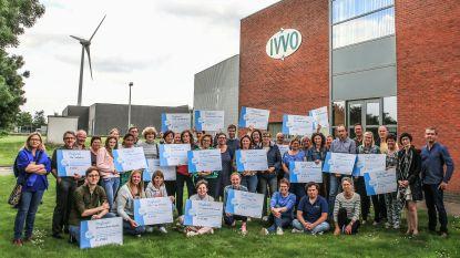 Afvalintercommunale IVVO beloont scholen die 'mooimaken'