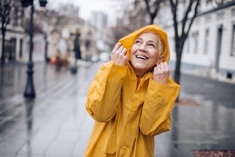 Regen Beeld Getty Images