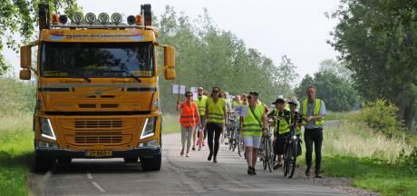 Hoe of wat maakt niet uit, als dat fietspad naar Dreischor er maar héél snel komt