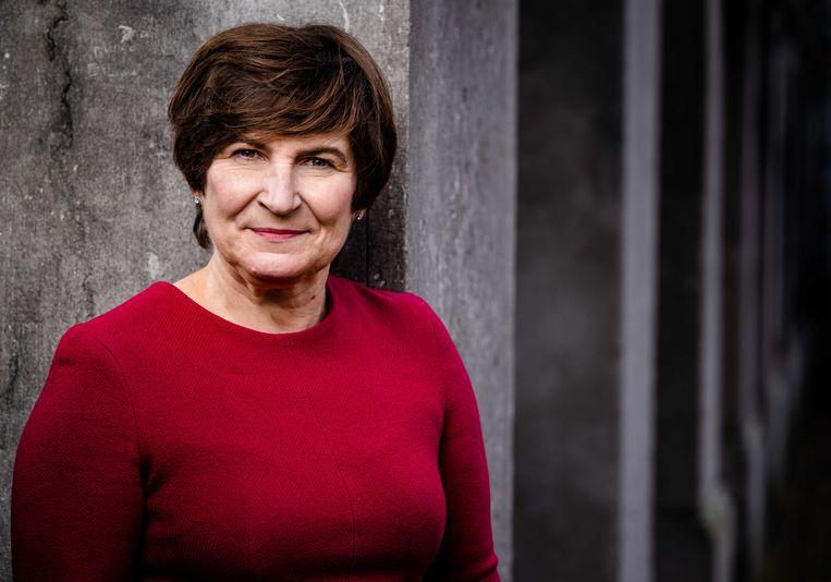 Lilianne Ploumen. Beeld ANP