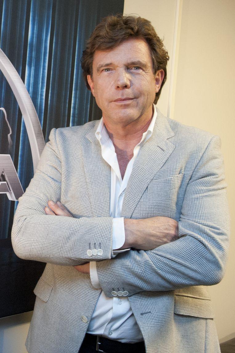 Tv-producent John de Mol Beeld Brunopress