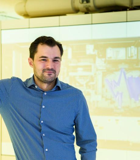 Siberische specialist temt 'high power' laser bij ASML in Veldhoven