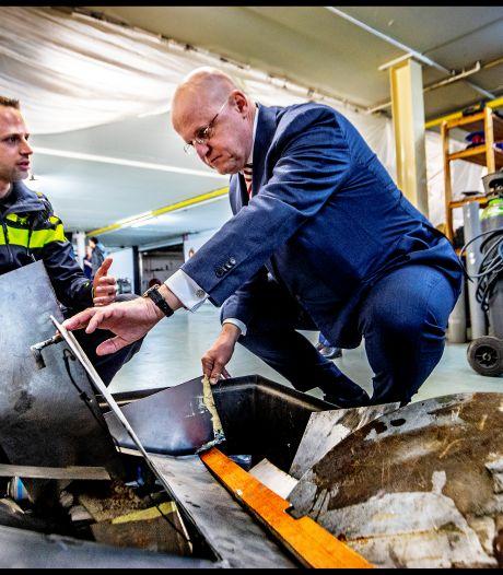 Grapperhaus schrikt nog steeds van poldermaffia in Nederland