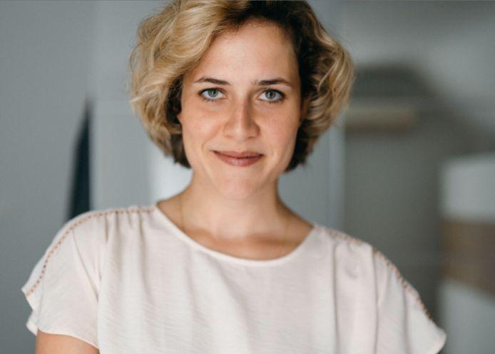 Ine Nijs, hartsvriendin van Lara Switten