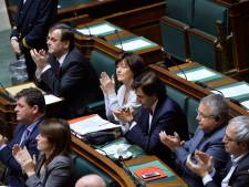 Unité affichée à la Chambre après l'annonce des nouvelles mesures