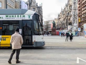Stroompanne zorgt voor tramproblemen op Linkeroever