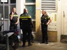 Woning beschoten in het centrum van Rotterdam