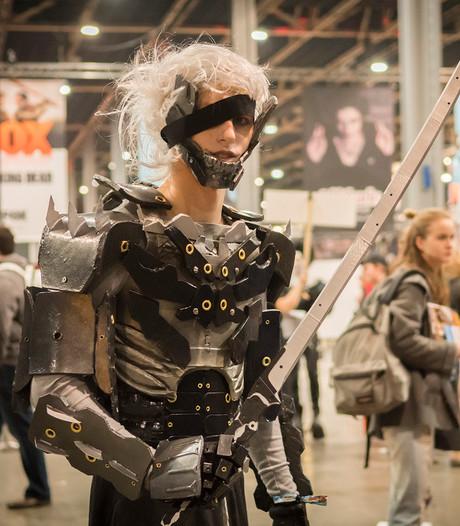 Dutch Comic Con trekt 22.000 bezoekers naar Jaarbeurs