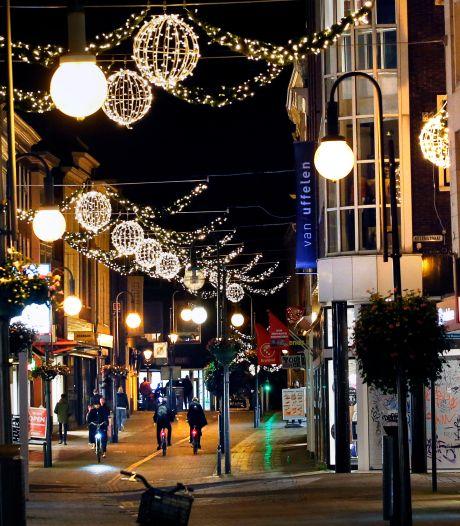 Gorinchem ontsteekt eind oktober de kerstverlichting weer in de stad