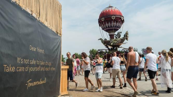 Crewleden Tomorrowland dealen drugs op terrein