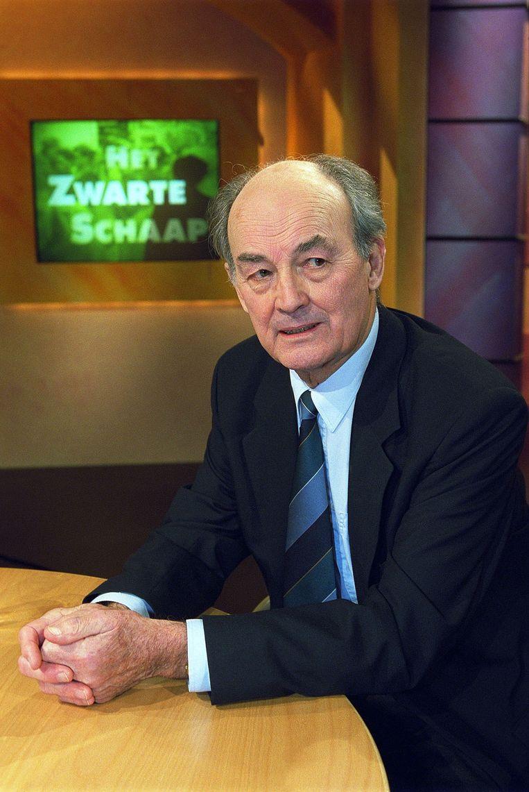 In 2000 in het televisieprogramma Het Zwarte Schaap Beeld anp