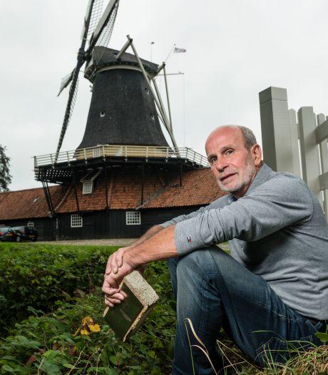 Rustige Molendag in Rijssen: Pelmolen gegijzeld door corona en tienduizend schaliën
