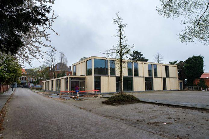 Het nieuwe vrijetijdscentrum Kruispunt is bijna klaar om geopend te worden.