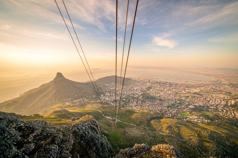 Kaapstad Beeld Getty