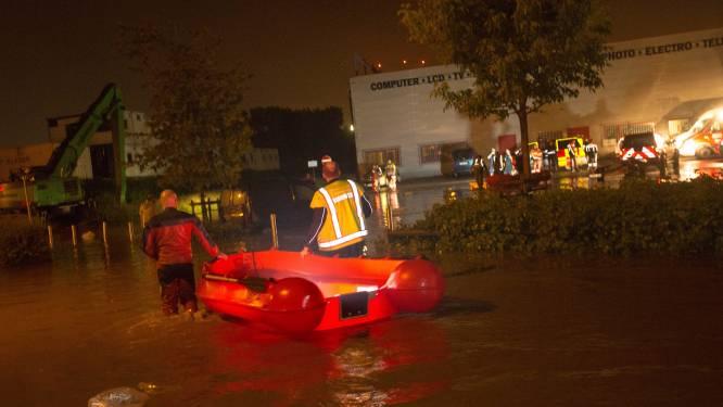 Brandweerzone Vlaams-Brabant West helpt bij evacuaties in Luik en levert bijstand in Tienen