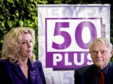 50Plus-voorzitter Jan Nagel: 'Wij stoppen met ruzie. Wie dat niet doet, krijgt ruzie met mij'