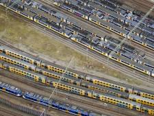 Bloedend NS heeft zicht op steunpakket, 'volle treinen voorlopig geen optie meer'