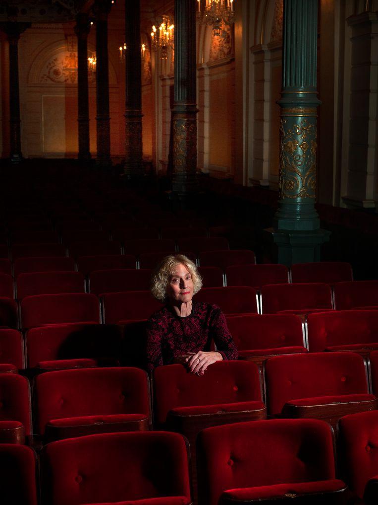 Nussbaum: 'Werken uit het verleden helpen je het verlies van het heden te verwerken.' Beeld Eva Roefs