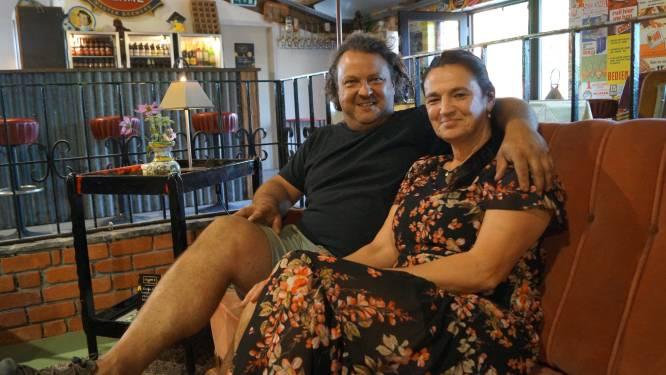 """Kris en Anja toveren voormalige kippenstal om tot Bar Valhalla: """"Achter elk stuk in het interieur zit een verhaal"""""""