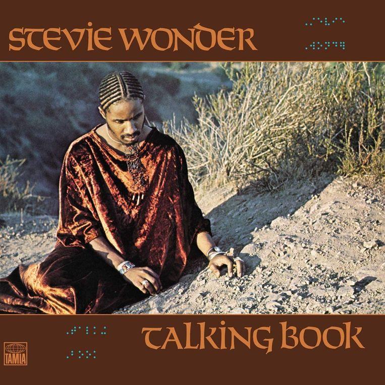 Stevie Wonder - Talking Book  Beeld