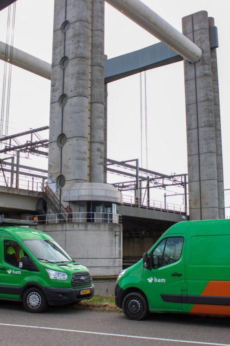 Net opgeknapte spoorbrug Gouda heeft nu alweer een storing: hoe kan dat?