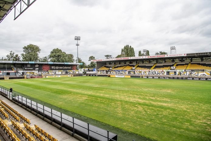 Wordt er volgend seizoen ook provinciaal voetbal gespeeld op Daknam? Lokeren-Temse onderzoekt of het al volgende competitie met een B-ploeg kan starten.