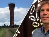 Uitkijktoren Weusthag in Hengelo ook in trek bij sporters: 'Traplopen mooie uitdaging'