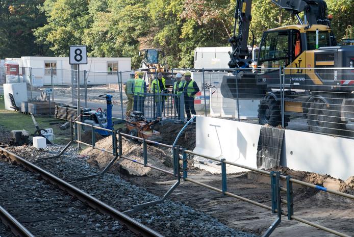 Het station gaat in november en februari een weekend dicht voor de werkzaamheden.