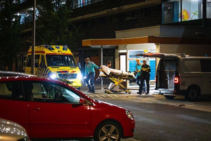 Een man raakte gewond bij het steekincident aan de Palestrinalaan in Zwolle. Hij is naar het ziekenhuis gebracht. De toedracht is nog onbekend.