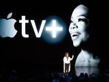 Apple stapt samen met Oprah televisiewereld in met 'platform voor verhalenvertellers'