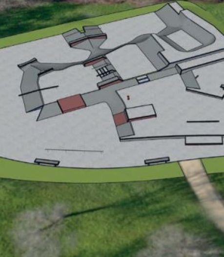 Aanleg skatepark in Hendrik-Ido-Ambacht begonnen
