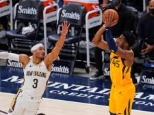Utah Jazz klimt door zege op Pelicans naar tweede plaats, Jokic leidt Nuggets naar winst