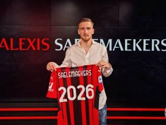 Saelemaekers verlengt contract bij AC Milan tot midden 2026
