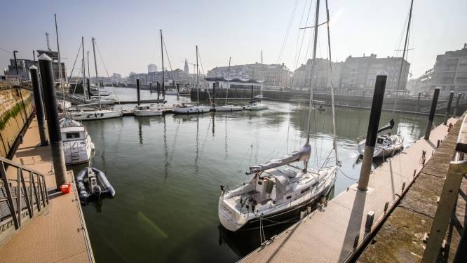 Toegang tot Montgomerydok wordt fors verkleind om Oostende te beschermen tegen stormvloed