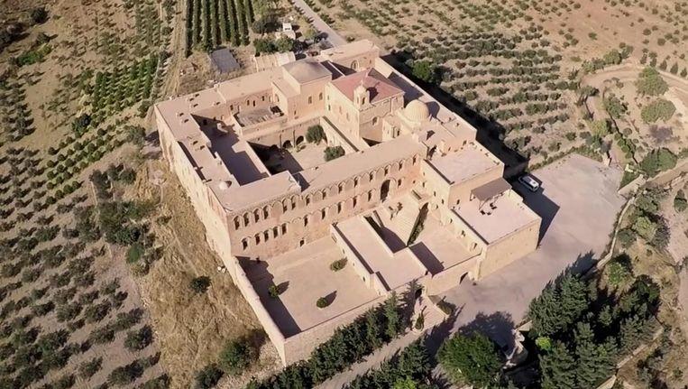 St. Hannayoklooster van de Aramese gemeenschap. Beeld Mardin Museum