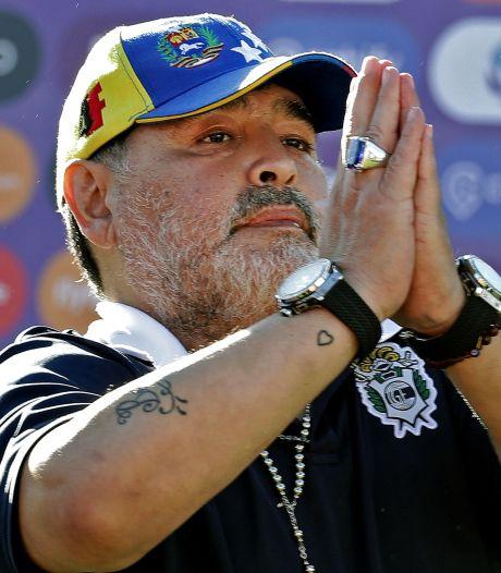 Het pad van Maradona als trainer is even onnavolgbaar als dribbels in zijn beste jaren
