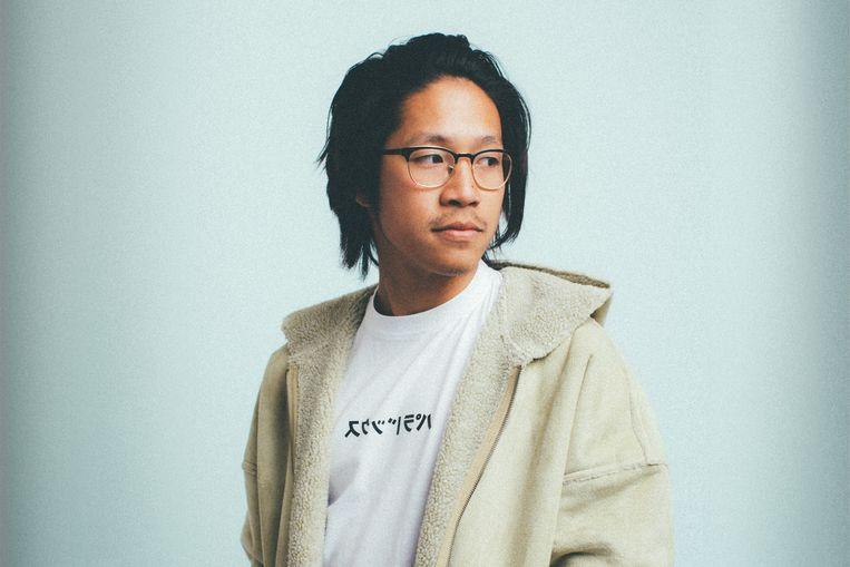 A$ian Rocky aka Benoit Do Quang. Beeld Robin Smit