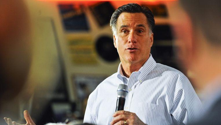 Mitt Romney Beeld epa