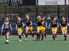 Unicum onder trainer Ehren: hockeysters Den Bosch gaan onderuit tegen HDM