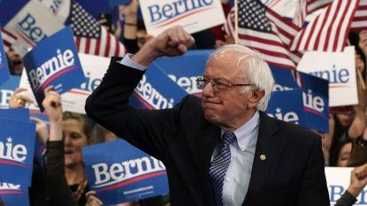 Bernie Sanders wint Democratische voorverkiezingen in New Hampshire