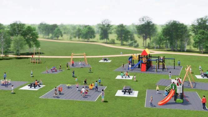 Brakel investeert 100.000 euro in vernieuwing speeltuin op Rijdtmeersen