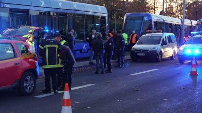 41 gewonden bij botsing tussen trams in Franse stad Montpellier