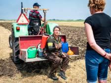 Het is afwachten wat de eerste oogst wordt, maar de Herenboerderij is nu al een hit: 'De wachtlijst groeit nog steeds'