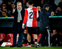 Dick Advocaat vindt Kökcü een speler die Feyenoord de komende jaren bij de hand zou moeten kunnen nemen.