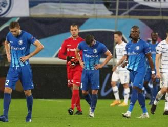 Het rammelt over heel de lijn: AA Gent blijft een schim van de vicekampioen van vorig seizoen
