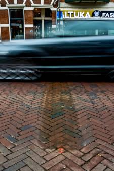 Oeps: alle verkeersdrempels Zwart Janstraat weg door foutje aannemer