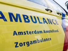 Treinen en metro's rijden om door ongeval Van der Madeweg