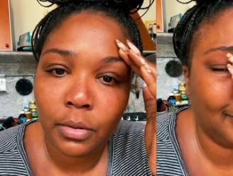 """Huilende Lizzo breekt op TikTok: """"Ik wil me niet langer zo voelen"""""""