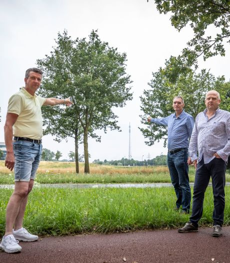Bewoners Bornsche Maten van slag door windturbines zo dichtbij: 'Ik slaap er niet meer van'