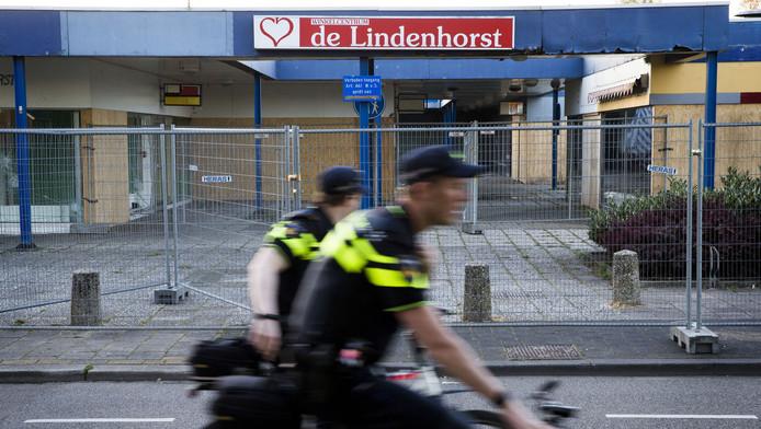 Sinds het theehuis in winkelcentrum De Lindenhorst werd gesloten, is er onrust in de Edense wijk